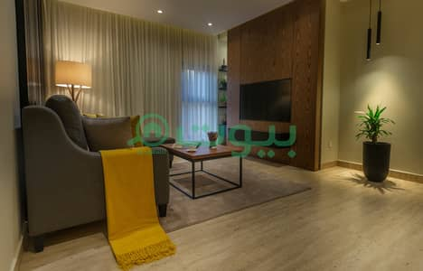 1 Bedroom Flat for Rent in Riyadh, Riyadh Region - صالة جلوس -  Leaving Room
