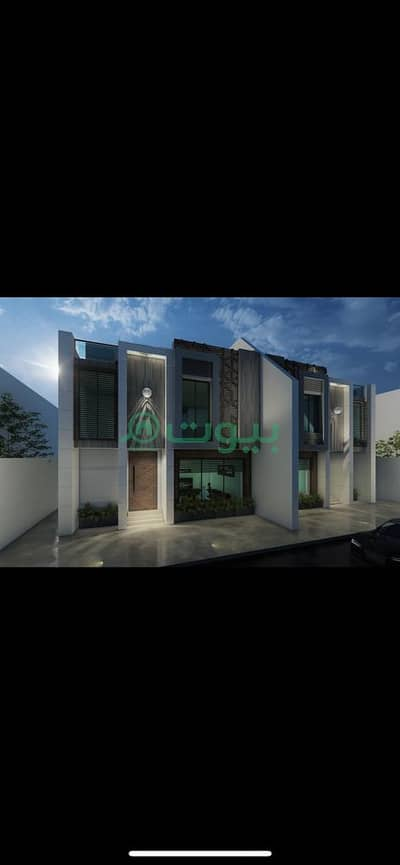 فیلا 6 غرف نوم للبيع في جدة، المنطقة الغربية - فيلا دوبلكس متصلة للبيع في الياقوت، شمال جدة