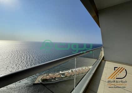 فلیٹ 2 غرفة نوم للبيع في جدة، المنطقة الغربية - شقة تصميم فيرزاتشي على البحر الأحمر و الكورنيش، شمال جدة