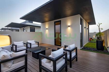 4 Bedroom Villa for Sale in Riyadh, Riyadh Region - Modern villas for sale in Al Qirawan, north of Riyadh - Gravio Villa  400sqm
