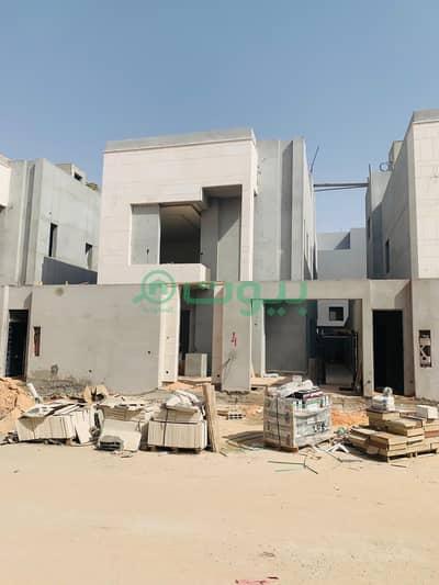5 Bedroom Villa for Sale in Riyadh, Riyadh Region - Under finishing villa for sale in Al Qirawan, North Riyadh