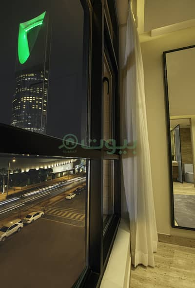 1 Bedroom Apartment for Rent in Riyadh, Riyadh Region - Modern Serviced Apartments (The Residence Olaya, North Riyadh) - Gated Community