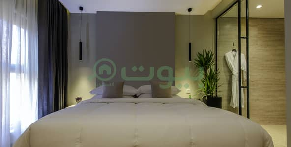 1 Bedroom Flat for Rent in Riyadh, Riyadh Region - Modern Serviced Apartments in The Residence Olaya, North Riyadh - Gated Community