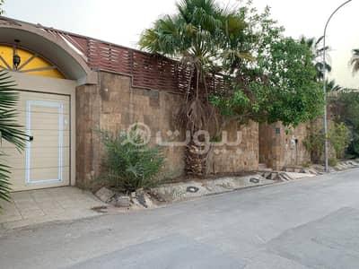 فیلا 3 غرف نوم للايجار في الرياض، منطقة الرياض - فيلا دور واحد للإيجار بحي السليمانية ، الرياض