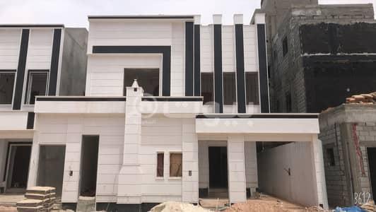 فیلا 5 غرف نوم للبيع في الرياض، منطقة الرياض - فيلا درج وشقتين للبيع في المونسية، شرق الرياض