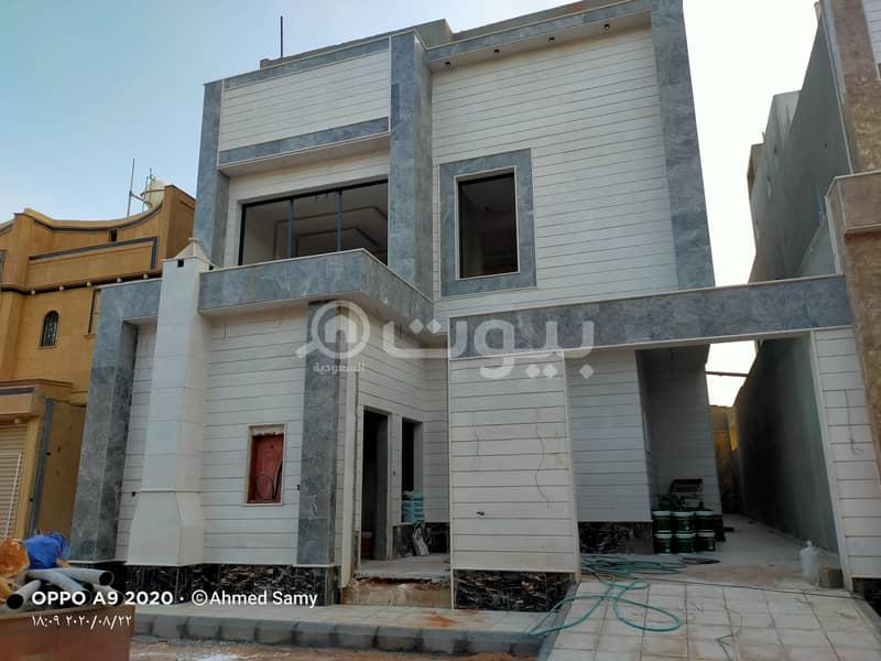 فيلا 300م2 للبيع بحي المونسية، شرق الرياض