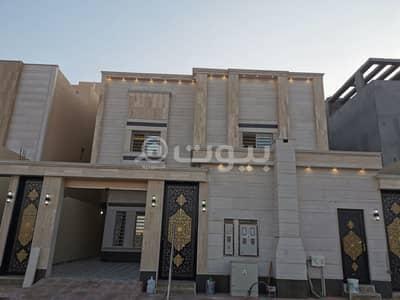 فيلا | 420م2 درج وشقتين مؤسس مصعد للبيع بالمونسية، الرياض