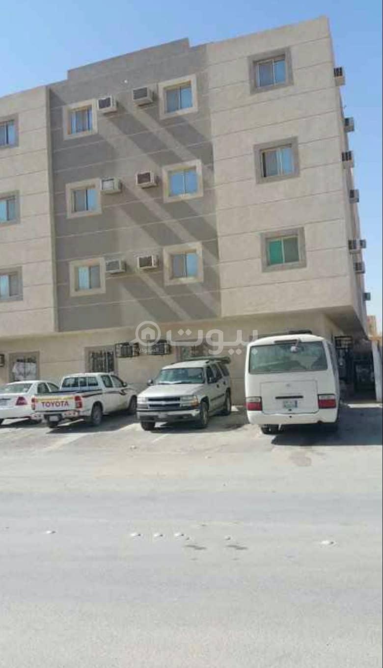 عمارة سكنية 600م2 للبيع بحي المونسية، شرق الرياض