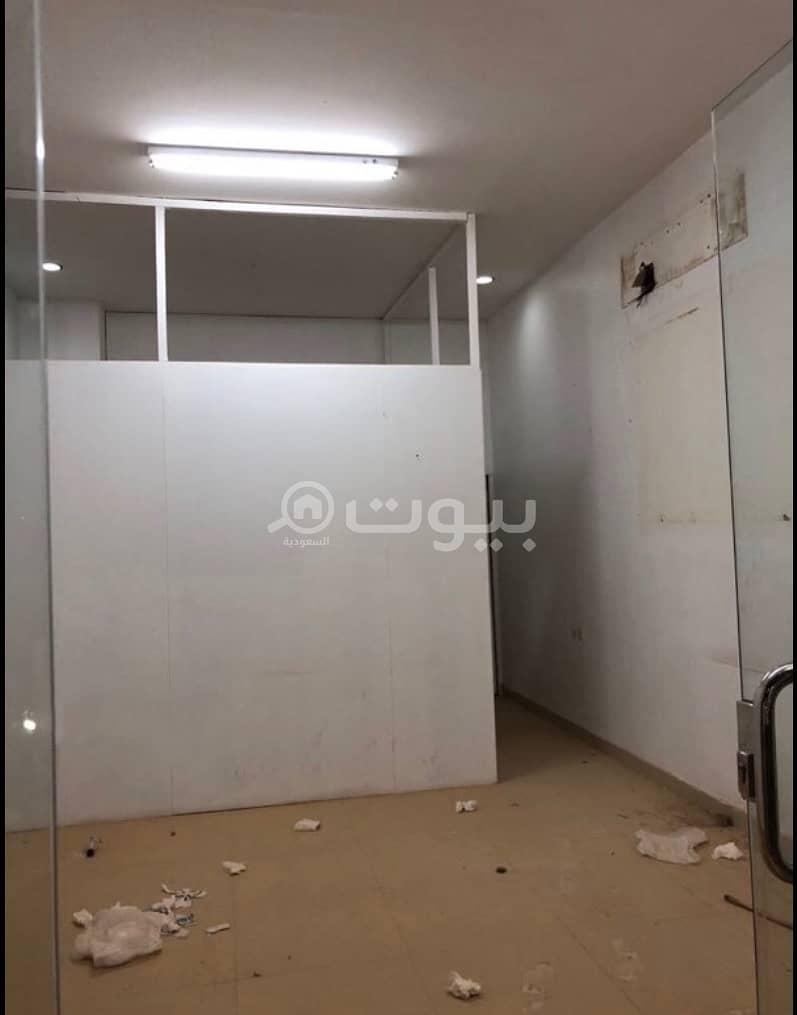 محل تجاري للإيجار على شارع البيضاء، المونسية شرق الرياض