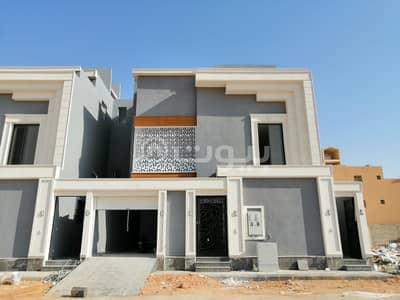 فیلا 6 غرف نوم للبيع في الرياض، منطقة الرياض - فيلا درج داخلي وشقة للبيع في المونسية، شرق الرياض
