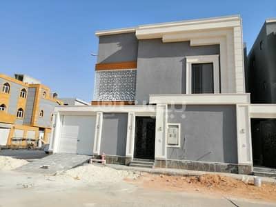 فيلا زاوية درج داخلي مع شقة للبيع بالمونسية، شرق الرياض
