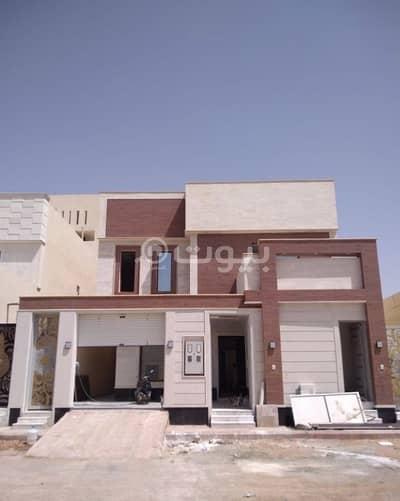 فیلا 4 غرف نوم للبيع في الرياض، منطقة الرياض - فيلا درج صالة وشقة للبيع بالمونسية، شرق الرياض| 312م2
