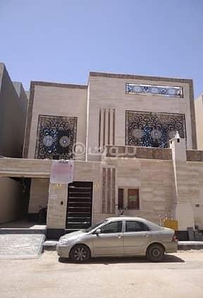 للبيع فيلا بتشطيب راقي بالمونسية، شرق الرياض