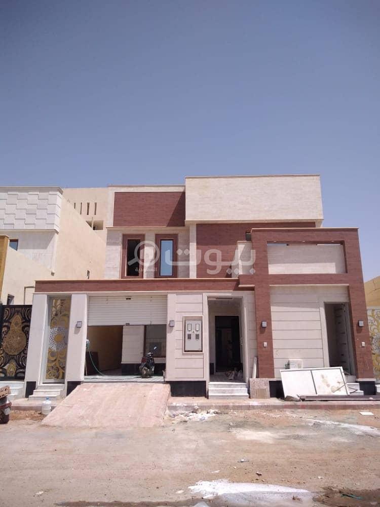 فيلا 6 غرف نوم للبيع المونسية، شرق الرياض
