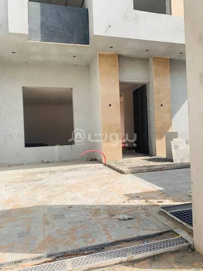 فیلا 4 غرف نوم للبيع في الرياض، منطقة الرياض - فيلا تحت التشطيب للبيع مع مسبح بالقيروان، شمال الرياض | 250م2