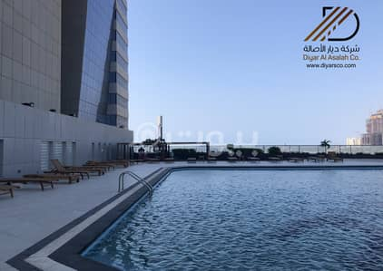 2 Bedroom Flat for Sale in Jeddah, Western Region - Versace Interiors Sea View Apartment In Al Cornaish, North Jeddah