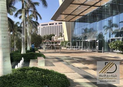 مكتب  للايجار في جدة، المنطقة الغربية - مكتب بإطلالة بحرية للإيجار بحي الشاطئ - شمال جدة