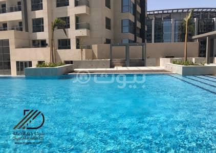 فلیٹ 2 غرفة نوم للايجار في جدة، المنطقة الغربية - شقة جديدة وحديثة مع مسبح للإيجار في إعمار ريزيدنس شمال جدة