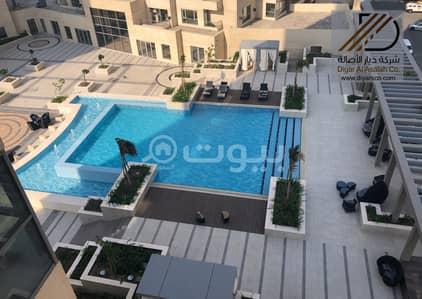 فلیٹ 3 غرف نوم للبيع في جدة، المنطقة الغربية - شقة جدیدة وحدیثة بسطح بإطلالات رائعة للبيع في إعمار رزیدنسـز - جدة