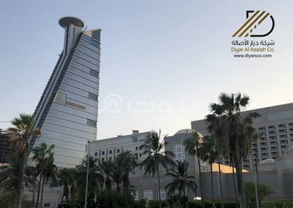 Office for Sale in Jeddah, Western Region - Fully Fitted Office with sea views for sale in HQ Business Park Tower in Al Shati - Jeddah