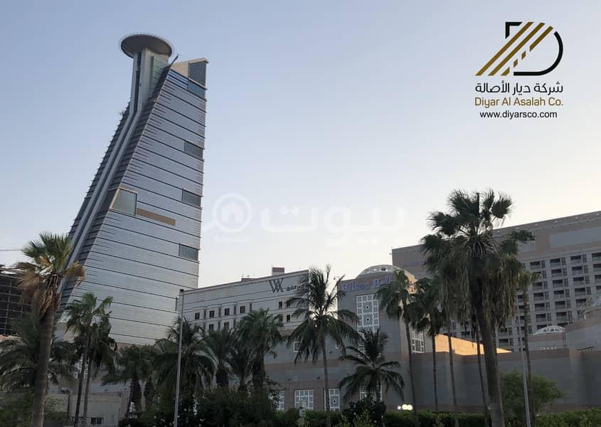 مكتب فاخر بإطلالات بحرية للبيع في برج المركز الرئيسي للأعمال في حي الشاطئ - جدة