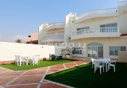 4 Bedroom Villa for Rent in Jeddah, Western Region - Villa with a Pool For Daily Rental In Dhahban, North Jeddah