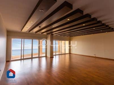 شقة 3 غرف نوم للايجار في جدة، المنطقة الغربية - شقة للإيجار 200م2 بديار البحر، الشاطىء، شمال جدة