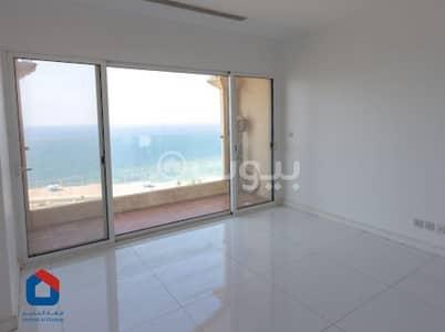 شقة 5 غرف نوم للايجار في جدة، المنطقة الغربية - شقة 200م2 للإيجار في الشاطئ، شمال جدة