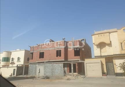 6 Bedroom Villa for Sale in Jeddah, Western Region - Villa under construction for sale in Obhur Al Shamaliyah, North of Jeddah