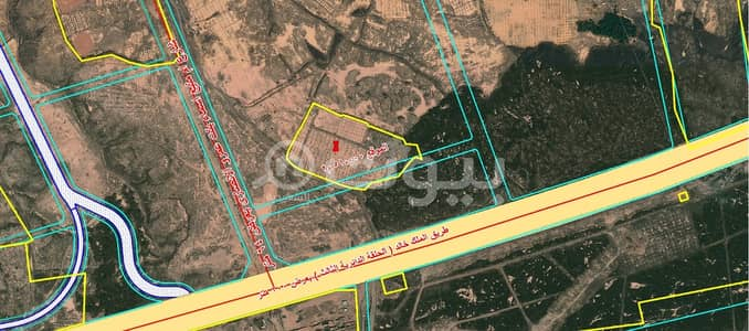Commercial Land for Sale in Madina, Al Madinah Region - Raw Commercial Land For Sale In Rahat, Madina
