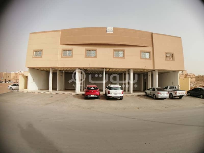 محلات تجارية  للإيجار بالمونسية - الرياض