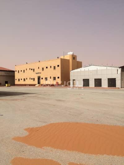 عقارات تجارية اخرى  للايجار في الرياض، منطقة الرياض - محطة للإيجار في أحد، جنوب الرياض