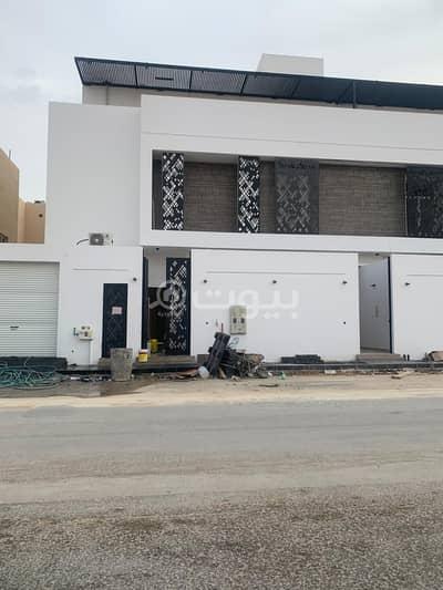 فیلا 4 غرف نوم للايجار في الرياض، منطقة الرياض - فيلا عوائل للإيجار في حي حطين، الرياض