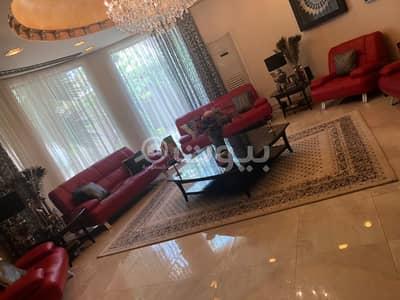 4 Bedroom Villa for Sale in Riyadh, Riyadh Region - Furnished villa 642sqm for sale in Ishbiliyah, East Of Riyadh