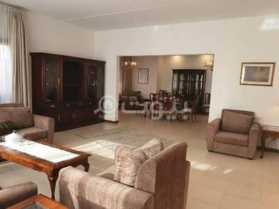 فیلا 3 غرف نوم للايجار في الرياض، منطقة الرياض - فيلا كمباوند مفروشة مع مسبح للإيجار في مجمع كبير في السلي جنوب الرياض