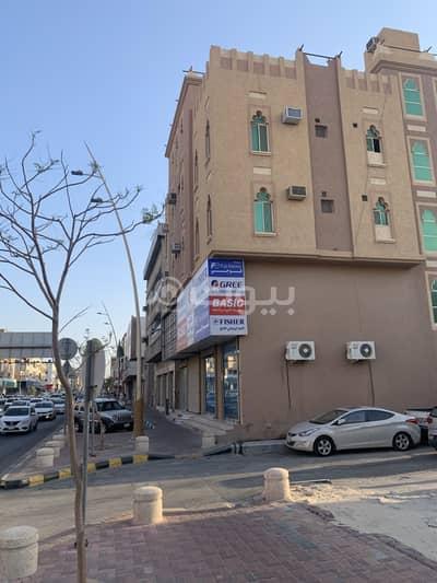 مكتب 2 غرفة نوم للايجار في الدمام، المنطقة الشرقية - شقق مكاتب للإيجار في شارع 18 الخزان القزاز، الدمام