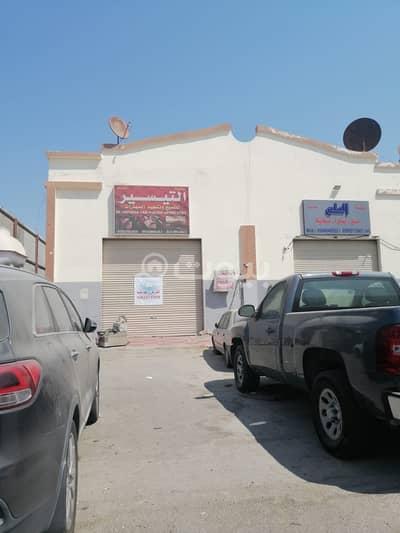 محل تجاري  للايجار في الخبر، المنطقة الشرقية - ورشة للإيجار في صناعية ركاز بالخبر