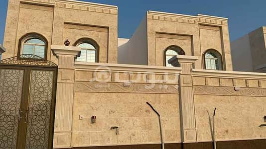 5 Bedroom Villa for Sale in Dammam, Eastern Region - Duplex Villa for sale in Al Amanah, Dammam