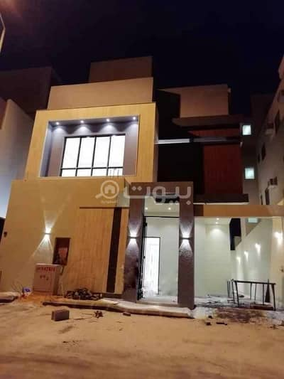 Villa with park for sale in Al Munsiyah, east of Riyadh