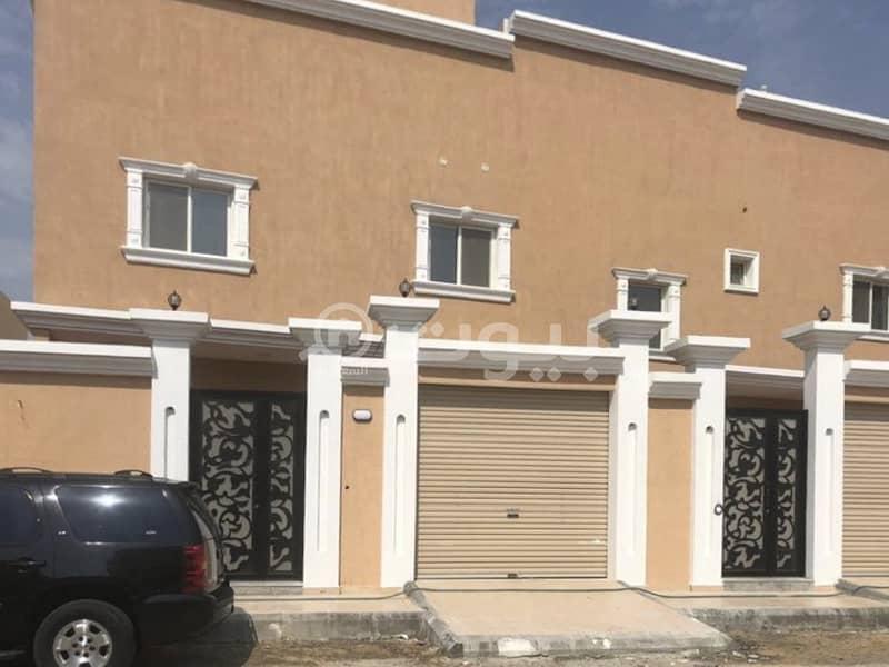 Duplex apartments for sale in Badr, Dammam