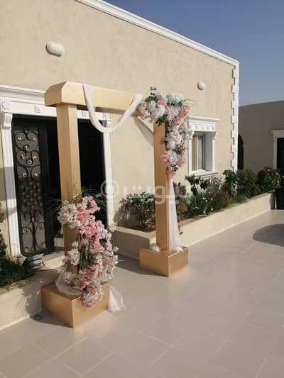 Rest House for Rent in Jeddah, Western Region - istiraha | 3000 SQM for rent in Al Sawaed, Abruq Al Rughamah