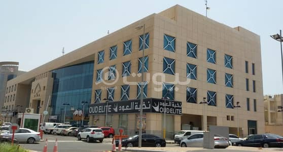 Office for Rent in Jeddah, Western Region - Brand New | Fully equipped Office for Rent in Al Zahraa, North of Jeddah