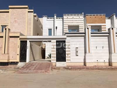 فیلا 5 غرف نوم للبيع في الرياض، منطقة الرياض - فيلا دوبلكس فاخرة للبيع في طويق، غرب الرياض | 300م2