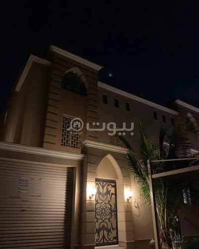 فیلا 4 غرف نوم للبيع في جدة، المنطقة الغربية - فيلا دوبلكس دورين مع مصعد للبيع بالصواري شمال جدة