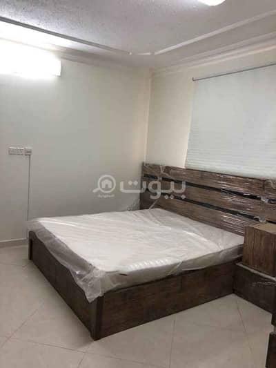 فلیٹ 1 غرفة نوم للايجار في الرياض، منطقة الرياض - شقة مفروشة | غرفة نوم للإيجار في الملك فيصل، شرق الرياض
