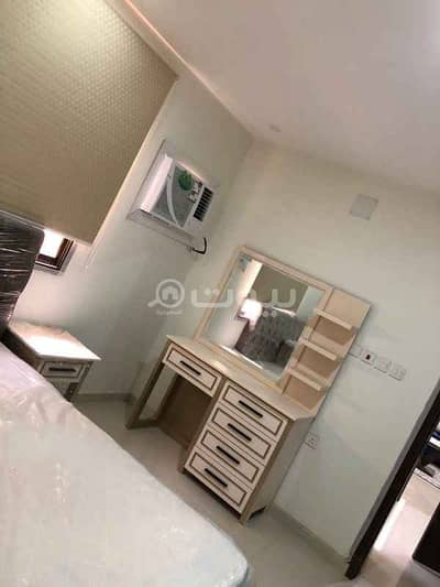 1 Bedroom Flat for Rent in Riyadh, Riyadh Region - Furnished apartment for rent in King Faisal, east of Riyadh