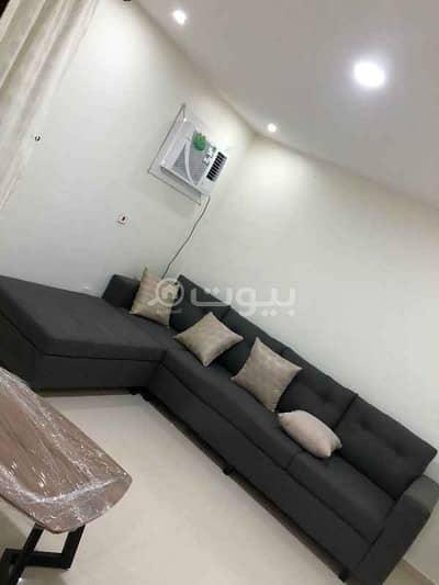 فلیٹ 1 غرفة نوم للايجار في الرياض، منطقة الرياض - شقة مفروشة للإيجار في الملك فيصل، شرق الرياض