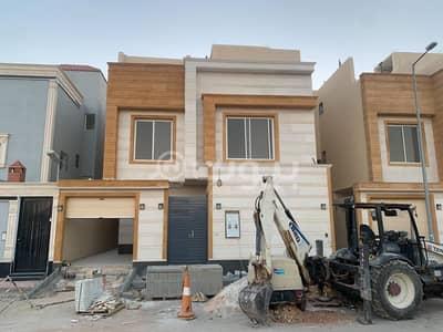 فیلا 5 غرف نوم للايجار في الرياض، منطقة الرياض - فيلا مع ملحق للإيجار في قرطبة، شرق الرياض