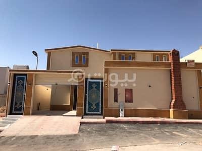 3 Bedroom Floor for Sale in Riyadh, Riyadh Region - floor with the possibility of establishing 3 apartments in Dhahrat Laban, West of Riyadh