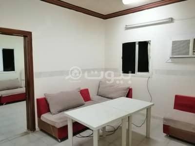 1 Bedroom Flat for Rent in Riyadh, Riyadh Region - New Single apartment for rent in Al Munsiyah, east of Riyadh